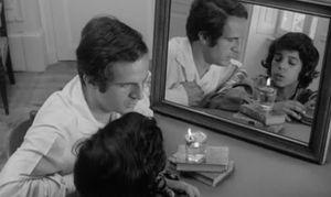 Francois Truffaut and Jean-Pierre Cargol