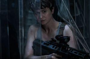 "Katherine Waterston in ""Alien: Covenant."""