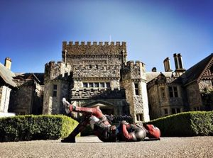@vancityreynolds - Dropped by X-Mansion. Looked closely for