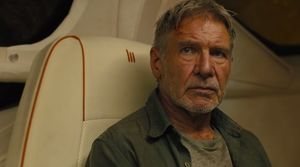 "Harrison Ford as ""Rick Deckard"" - Courtesy Warner Bros. Pict"