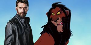 Hugh Jackman is Scar in the Lion King Remake
