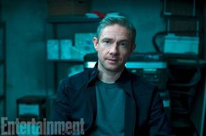 Everett K. Ross - Martin Freeman