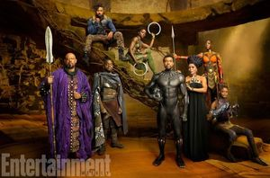 Wakanda's Ruling Class