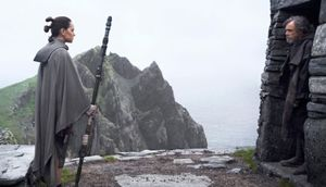 Can Rey save Luke from his own darkness?