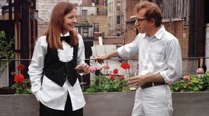 Diane Keaton and Woody Allen, in Annie Hall