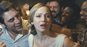 Jennifer Lawrence, Javier Bardem