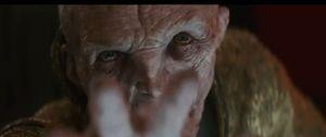 Who is Supreme Leader Snoke?