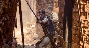 Robin Hood's Crusades - Taron Egerton