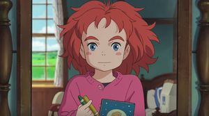 Mary (voiced by Ruby Barnhill)
