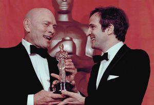 An Oscar winner, at last.