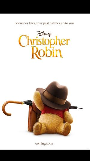 Christopher Robin's first poster