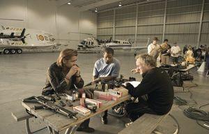 Colin Farrell, Jaime Foxx, Michael Mann - Miami Vice 2006