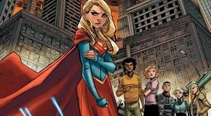 Supergirl #6/Art by Brian Ching