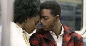 Fonny and Tish, 'If Beale Street Could Talk'
