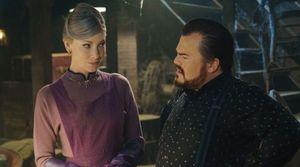 Cate Blanchett and Jack Black