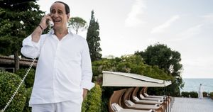 Silvio Berlusconi, 'Loro'