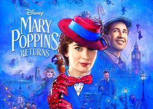'Mary Poppins Returns' Is A Whimsical Sequel That Follows The Original 'Mary Poppins'