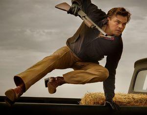 Leonardo DiCaprio as Rick Dalton   Copyright Andrew Cooper/S