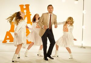 Rick Dalton in character on NBC's variety show 'Hullabal
