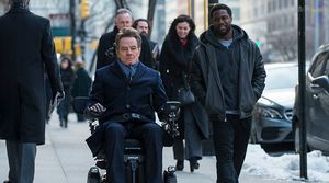 Bryan Cranston and Kevin Hart