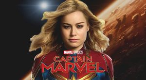 'Captain Marvel' Review #1