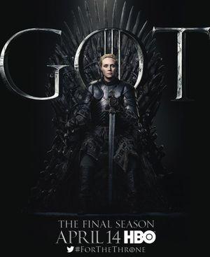 Brienne (Gwendoline Christie)