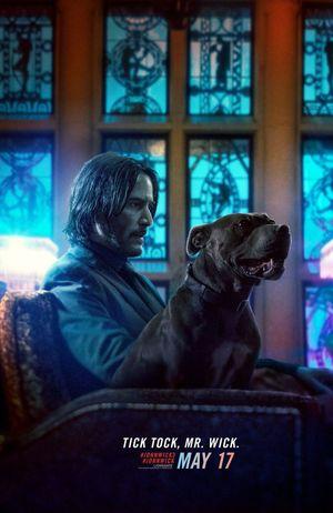 Keanu Reeves as John Wick • Lionsgate/IGN