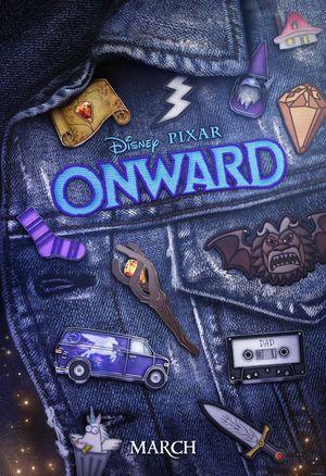 'Onward' Poster