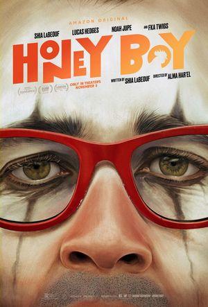 'Honey Boy' poster