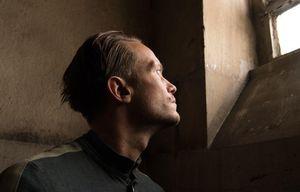 August Diehl in prison, 'A Hidden Life'