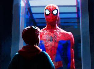 April 8, 2022. #SpiderVerse 🕷️