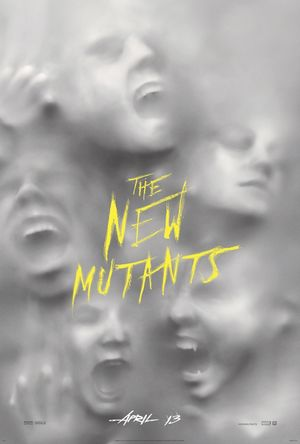 'The New Mutants' Poster