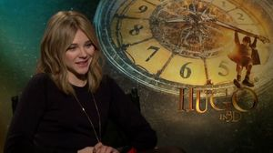 Chloe Moretz on playing Isabelle, Martin Scorsese and the script of Hugo