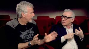 Martin Scorsese and James Cameron say 3D is a different color to paint with