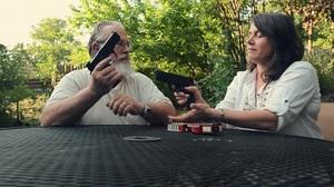 Tim & Susan Have Matching Handguns