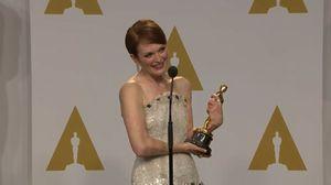Julianne Moore on Best Actress Win For Still Alice