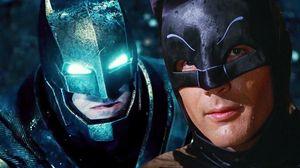 'Batman v Superman: Dawn of Justice' Trailer Re-Imagined wit…