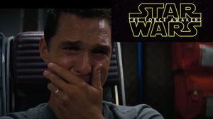 LOL: Matthew McConaughey Reacts to New 'Star Wars: Force Awa…