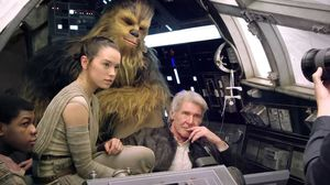 Behind-the-Scenes Featurette of 'Star Wars: The Force Awaken