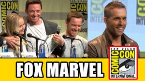 Watch the Full Fox Marvel Comic-Con Panel on 'Deadpool', 'X-…