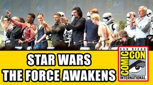 Watch the Full Comic-Con Panel for 'Star Wars: The Force Awa