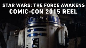 Check out the brand new footage in this Star Wars: The Force…