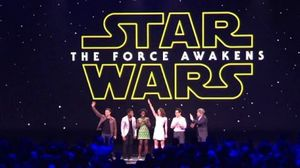 Watch Clip from 'Star Wars: The Force Awakens' D23 Panel Pre…