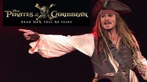 'Pirates of the Caribbean: Dead Men Tell No Tales' D23 Prese…