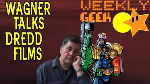 Weekly Geek Cultjer John Wagner Talks Dredd Films!