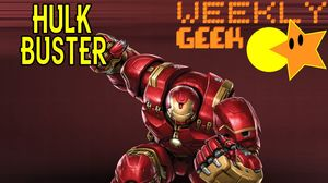The Weekly Geek Cultjer - Hulk Buster