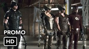 """The Flash 2x08 Promo """"Legends Of Today"""" Arrow Crossover Even"""
