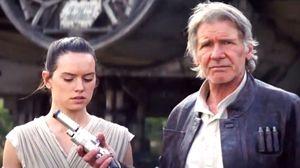 Star Wars: The Force Awakens Extended TV Spot 5