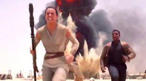 Things are chaotic in first clip for The Force Awakens