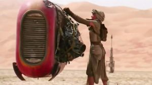 Learn a little about Rey in the latest Star Wars promo clip